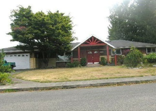 Pre Foreclosure in Tacoma 98422 BLOSSOM DR NE - Property ID: 1067701494