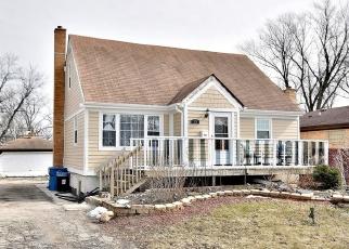 Pre Foreclosure in Addison 60101 S IOWA AVE - Property ID: 1068148220