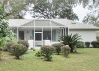 Pre Foreclosure in Dunnellon 34432 SW 197TH COURT RD - Property ID: 1068377731