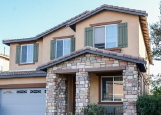 Pre Foreclosure in Menifee 92584 ROCKY POINT CT - Property ID: 1068399623