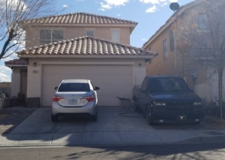 Pre Foreclosure in Las Vegas 89110 HAMMOND CT - Property ID: 1068733356
