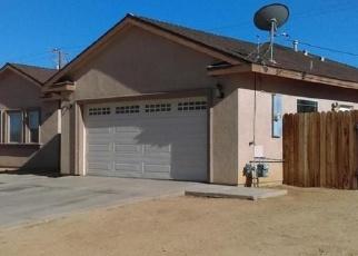 Pre Foreclosure in California City 93505 REDWOOD BLVD - Property ID: 1068803887