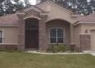 Pre Foreclosure in Hernando 34442 W BEAGLE RUN LOOP - Property ID: 1069921134