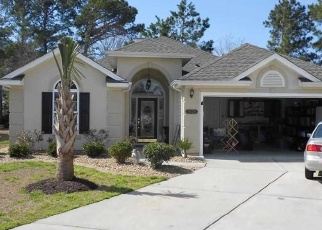 Pre Foreclosure in Myrtle Beach 29579 HERMOSA CT - Property ID: 1070091966