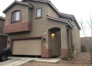 Pre Foreclosure in Henderson 89015 MARLBERRY PL - Property ID: 1070215913