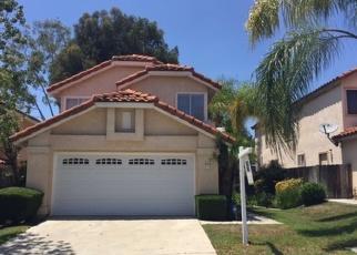 Pre Foreclosure in Oceanside 92056 AVENIDA ALTA MIRA - Property ID: 1070277211