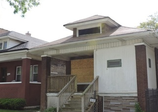 Pre Foreclosure in Chicago 60620 S CARPENTER ST - Property ID: 1070298682