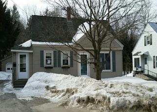 Pre Foreclosure in Waterville 04901 EDGEMONT AVE - Property ID: 1070497970