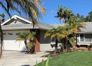 Pre Foreclosure in San Diego 92117 NOAH WAY - Property ID: 1070599119