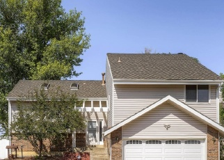 Pre Foreclosure in Aurora 80013 E GREENWOOD DR - Property ID: 1071040611