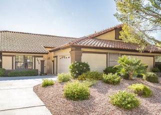 Pre Foreclosure in Las Vegas 89121 SADDLEWOOD CT - Property ID: 1071060311