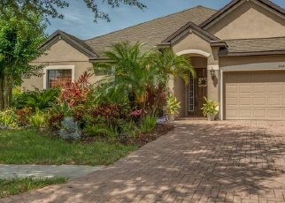 Pre Foreclosure in Dover 33527 ABBEY TRACE DR - Property ID: 1071244259