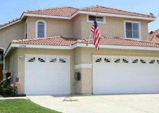 Pre Foreclosure in Temecula 92592 CORTE SANCHEZ - Property ID: 1071270547