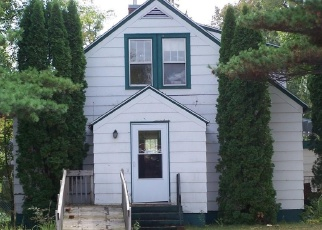 Pre Foreclosure in Rice Lake 54868 NUNN AVE - Property ID: 1071398428