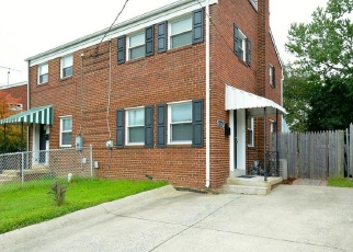 Pre Foreclosure in Alexandria 22304 DUKE ST - Property ID: 1071555670
