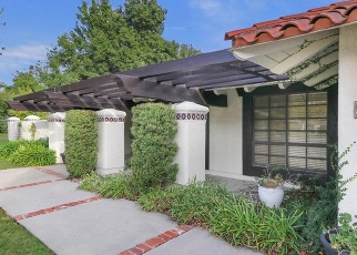 Pre Foreclosure in Thousand Oaks 91362 VALLEY SPRING DR - Property ID: 1071685297