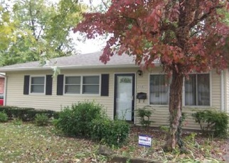 Pre Foreclosure in Belleville 62226 MEMORIAL DR - Property ID: 1072361988