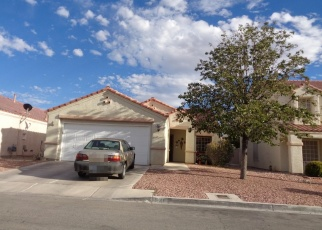 Pre Foreclosure in Las Vegas 89123 MENANDS AVE - Property ID: 1073845840
