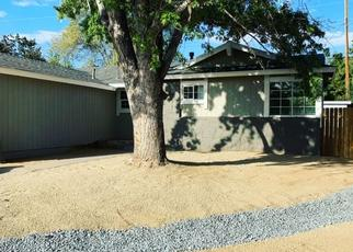 Pre Foreclosure in Reno 89506 YORKSHIRE DR - Property ID: 1073856787