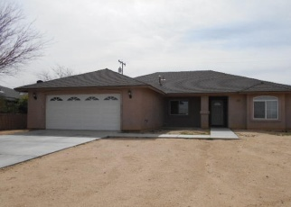 Pre Foreclosure in California City 93505 SATINWOOD AVE - Property ID: 1074506289