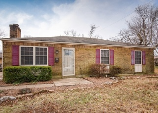 Pre Foreclosure in Louisville 40299 GALENE DR - Property ID: 1074546140