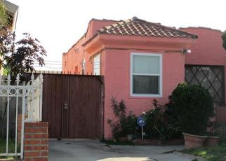 Pre Foreclosure in South Gate 90280 CHEROKEE AVE - Property ID: 1075546486