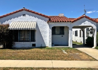 Pre Foreclosure in Los Angeles 90001 E 82ND ST - Property ID: 1075617881