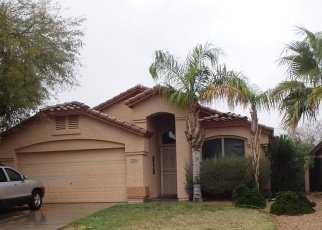 Pre Foreclosure in Surprise 85374 W MELISSA LN - Property ID: 1075657280