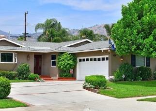 Pre Foreclosure in Glendora 91741 LAWFORD ST - Property ID: 1076371182