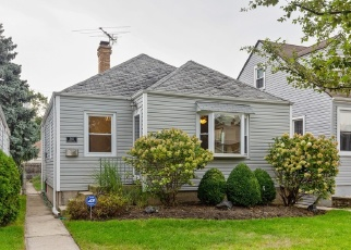 Pre Foreclosure in Chicago 60634 N PIONEER AVE - Property ID: 1076423747