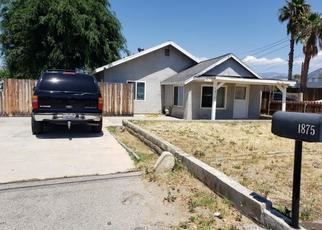Pre Foreclosure in Mentone 92359 CAPRI AVE - Property ID: 1076515725