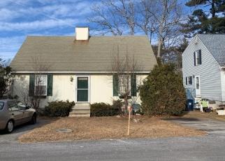 Pre Foreclosure in Marlborough 01752 PIONEER TRL - Property ID: 1076846387