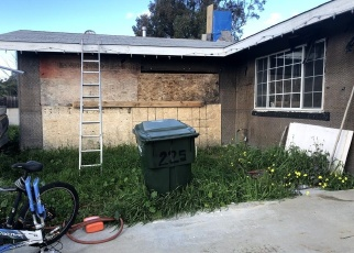 Pre Foreclosure in Vista 92083 COPPER AVE - Property ID: 1077226103