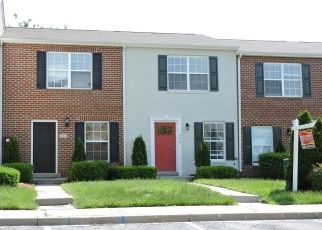 Pre Foreclosure in Frederick 21703 WELLINGTON CT - Property ID: 1077260268