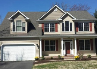 Pre Foreclosure in Stevensville 21666 VICTORIA DR - Property ID: 1077371972
