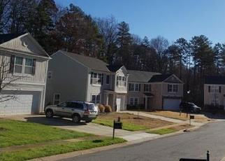 Pre Foreclosure in Charlotte 28262 CYPRESS RIDGE DR - Property ID: 1077623800