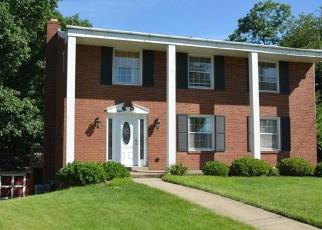Pre Foreclosure in Allison Park 15101 LIMESTONE DR - Property ID: 1078239588