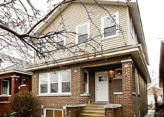 Pre Foreclosure in Chicago 60634 N NAGLE AVE - Property ID: 1079167203