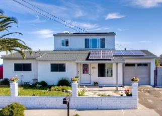 Pre Foreclosure in Oceanside 92058 SAN SIMEON ST - Property ID: 1079524607