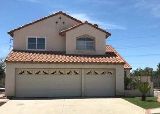 Pre Foreclosure in Moreno Valley 92551 LOS CABOS DR - Property ID: 1080786848