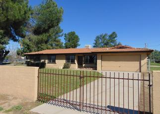 Pre Foreclosure in Sun City 92585 ANTELOPE RD - Property ID: 1081187141