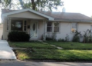 Pre Foreclosure in Posen 60469 S CLEVELAND AVE - Property ID: 1081386427