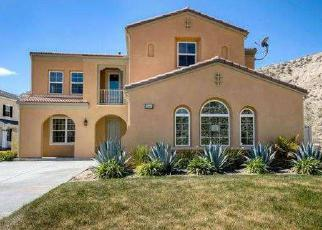 Pre Foreclosure in Canyon Country 91387 KRISTINE CT - Property ID: 1082200625