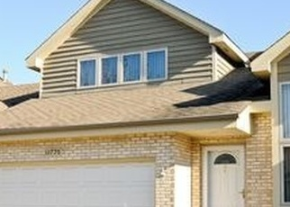Pre Foreclosure in Palos Heights 60463 SEAGULL LN - Property ID: 1082317562