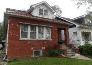 Pre Foreclosure in Maywood 60153 S 12TH AVE - Property ID: 1082371885