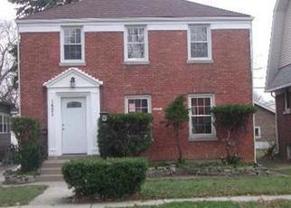 Pre Foreclosure in Broadview 60155 S 16TH AVE - Property ID: 1082427492