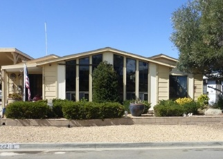 Pre Foreclosure in Wildomar 92595 OLIVE GROVE RD - Property ID: 1082912327