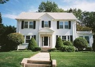 Pre Foreclosure in West Hartford 06107 SUNSET TER - Property ID: 1082982851