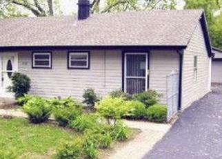 Pre Foreclosure in Carpentersville 60110 OSAGE CT - Property ID: 1082984599