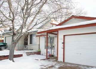 Pre Foreclosure in Reno 89506 ECHO AVE - Property ID: 1083282415